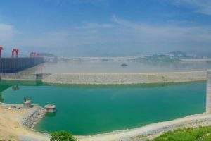World's largest hydroelectric power plants