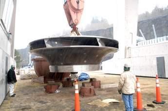 New turbine