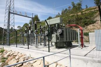 60kV switchyard
