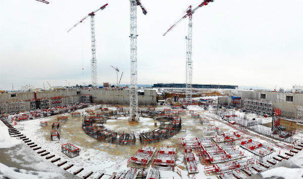 The focus of the Euratom programme is on the Iter fusion project in France.