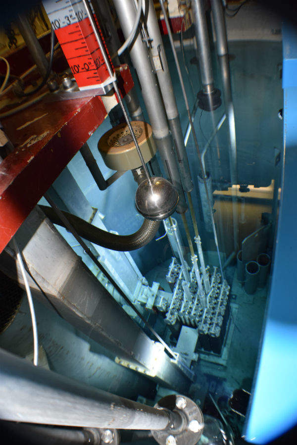 The neutron radiography reactor at INL