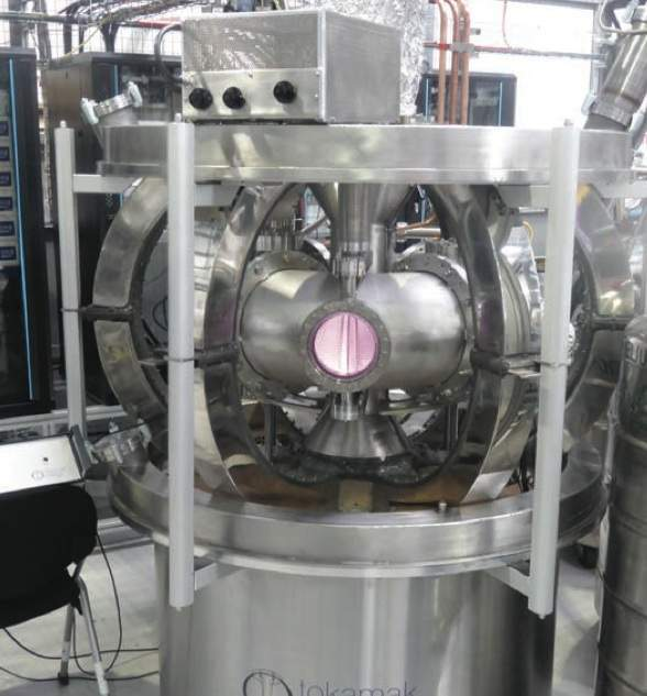 The compact, spherical tokamak created by Tokamak Energy demonstrated a plasma of over 24 hours controlled by high temperature superconducting magnets
