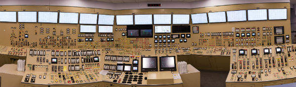 Students are trained on the full-scope Westinghouse Standardized Nuclear Unit Power Plant Systems control room simulator at the Westinghouse Waltz Mill site in Madison, Pa, (U.S.); training can also be performed at customer sites.