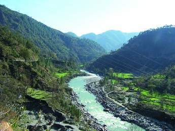 Alaknanda River Basin
