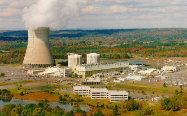 Arkansas Nuclear One has used wireless systems