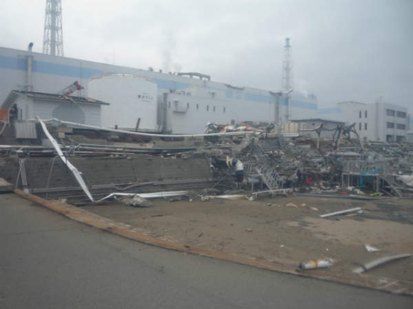 Units 5 & 6 at Fukushima Daiichi were largely undamaged