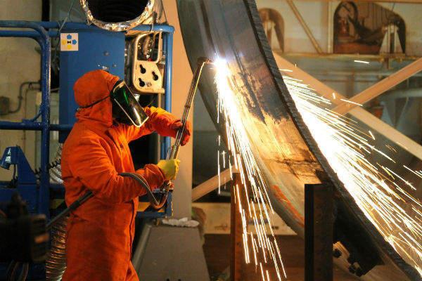 Deplanting and demolition work is underway at various Magnox sites