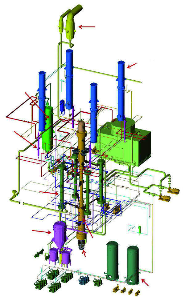 SMART-ITL facility schematic