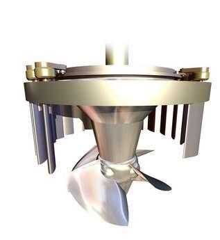 3d_Kaplna_turbine