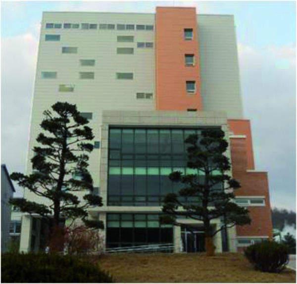 SMART-ITL facility building