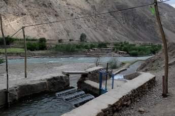 Panjshayr River