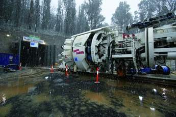TBM tunnelling
