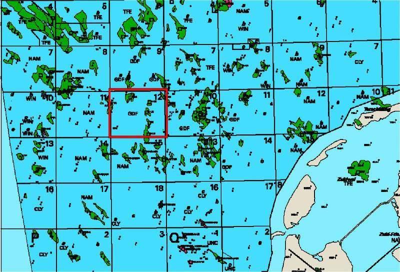 K12b gas field