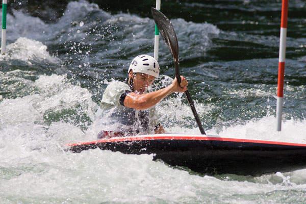 Canoe-Slalom
