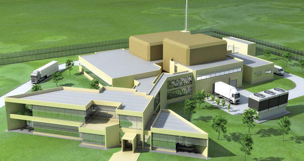 Coquí's proposed Medical Radioisotope Production Facility