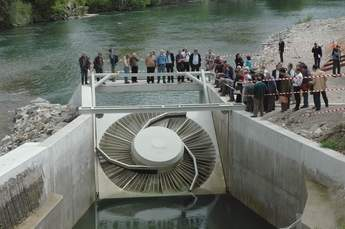 prototype VLH turbine