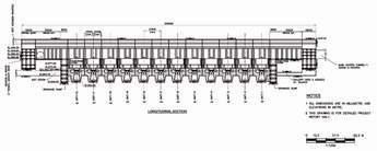 Powerhouse longtitudinal section