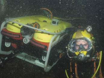 ROV training