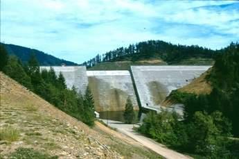 Galesville Dam