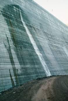 Upper Stillwater Dam