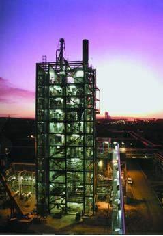 HRL's 10MW scale IDGCC coal gasification development facility at Morwell