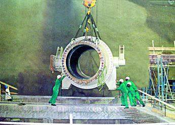 Gigel Gibe II project valve