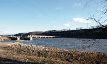 Hastings dam