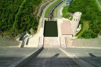 stilling basin
