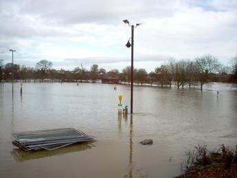 Flooding UK 1