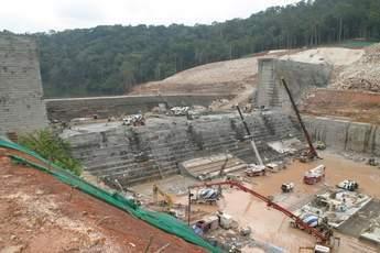 RCC dam