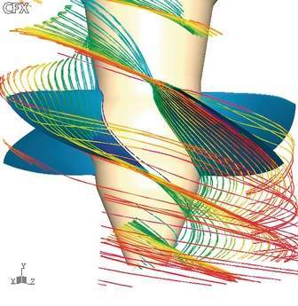 Design and numerical simulations