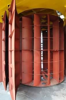 Inside the generator