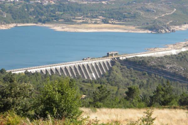 Salas Dam