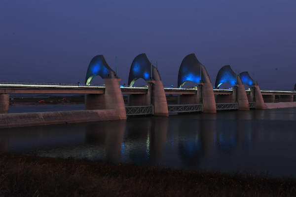 Seungcheon hydro project