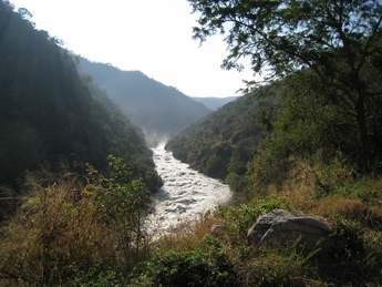 Kafue Gorge