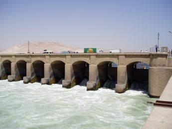 Naga Hammadi weir (1)