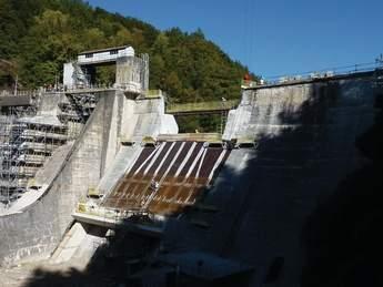 L'Etroit Dam