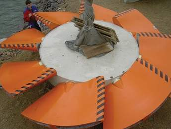 Millau turbine