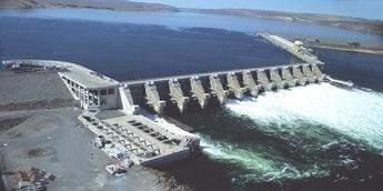 Wanapum dam