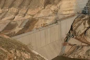 Al Wehdah RCC dam