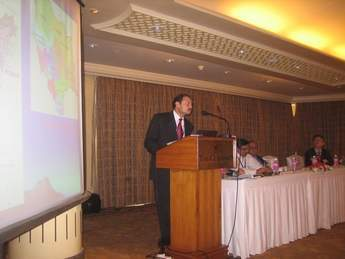 World Bank report presentation on India river basin optimisation