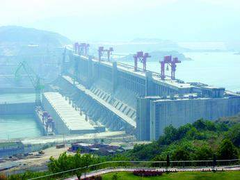 Three Gorges unit enters second test phase