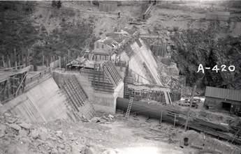 Second dam