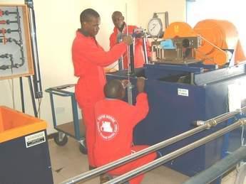 Water hydraulics laboratory