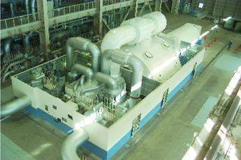 The Hirono 5 two-casing USC steam turbine