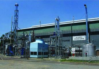 UCC pilot plant