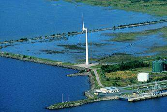 Winwind turbine