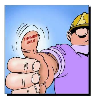 thumbs rule