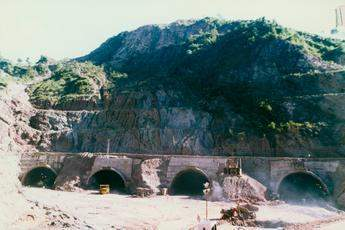 Thein dam project