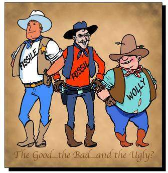 The Good... the Bad... and the Ugly